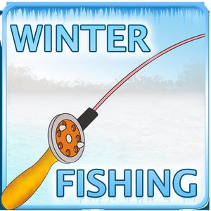 Иконка для Скачать игру Зимняя Рыбалка на телефоны Андроид (на русском)