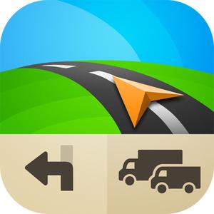 Иконка для Sygic Truck GPS Navigation