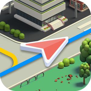 Иконка для Karta GPS Offline Navigation
