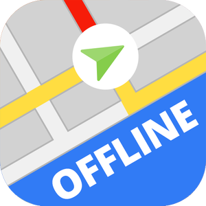 Иконка для Offline Maps & Navigation
