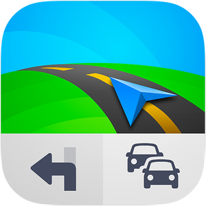 Иконка для Sygic GPS Navigation & Maps