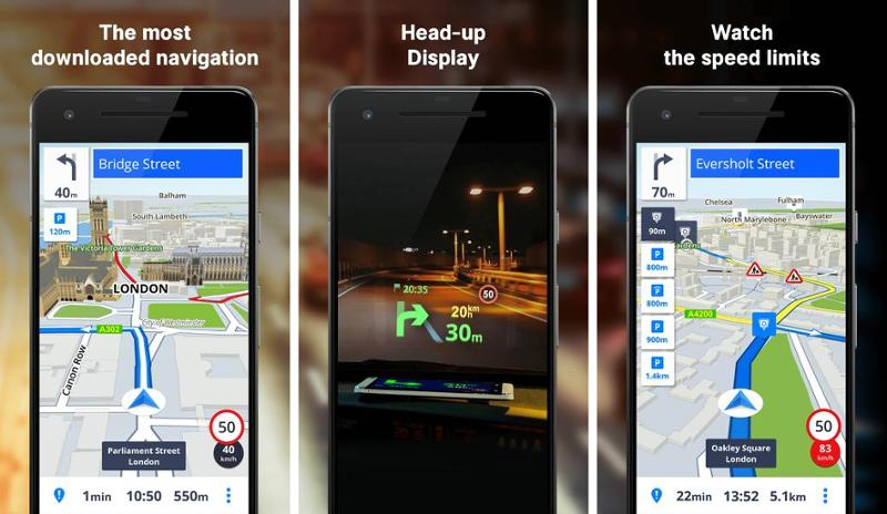 Иллюстрация на тему Навигаторы без интернета для Андроид на русском языке