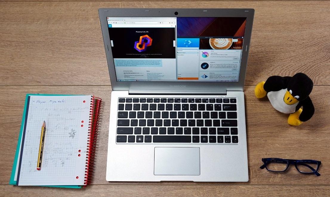 ноутбук на базе linux