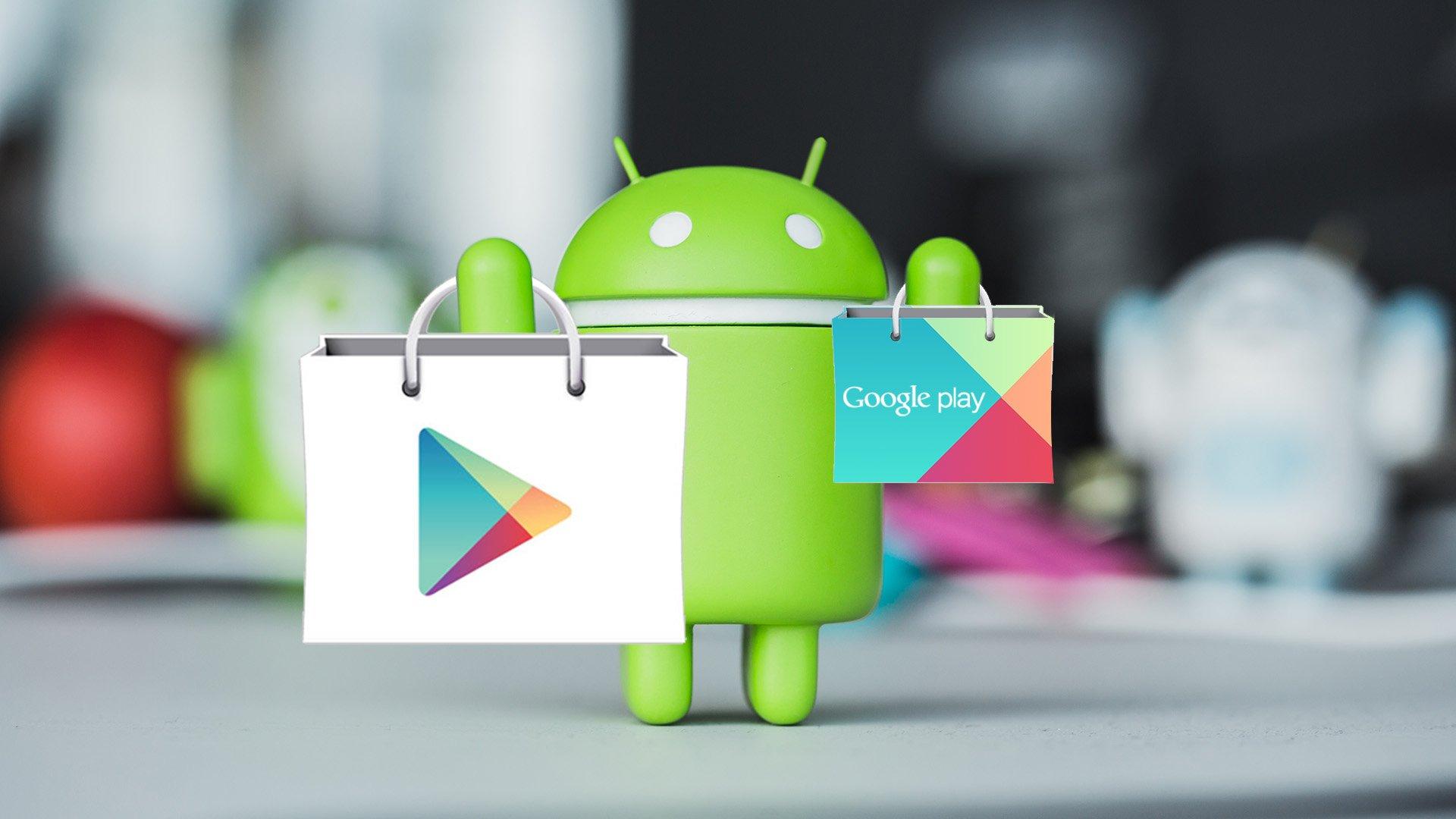 Иконка Android-приложения станут независимыми от Google