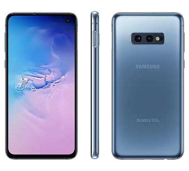 galaxy s10e Prism Blue