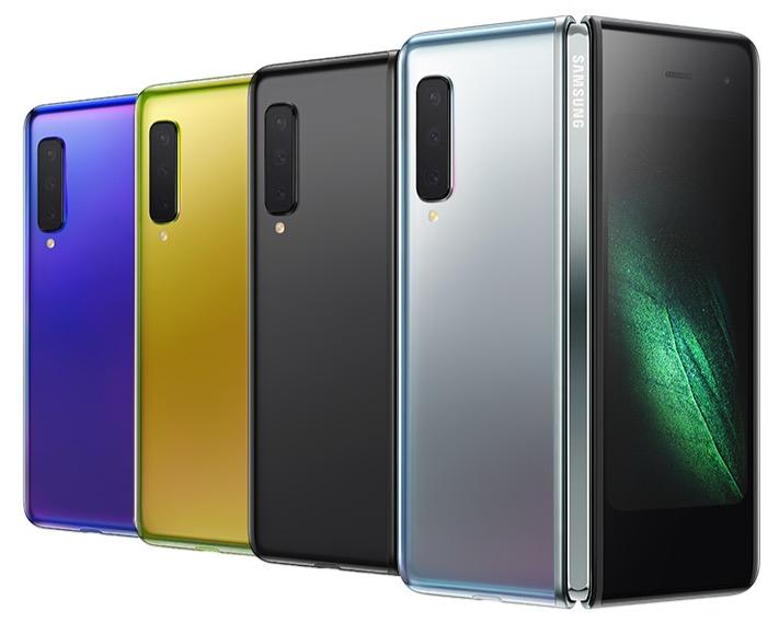 Иконка Samsung презентовала Galaxy Fold – первый в мир...