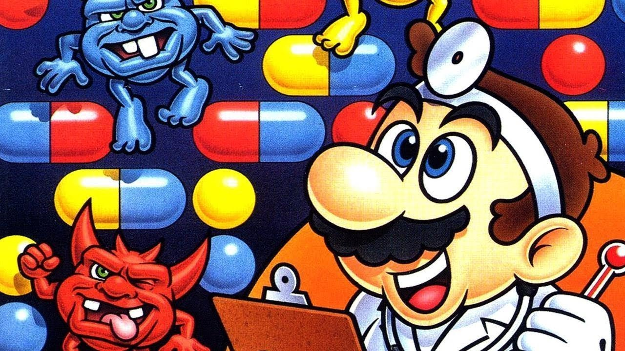 игра dr mario world от nintendo
