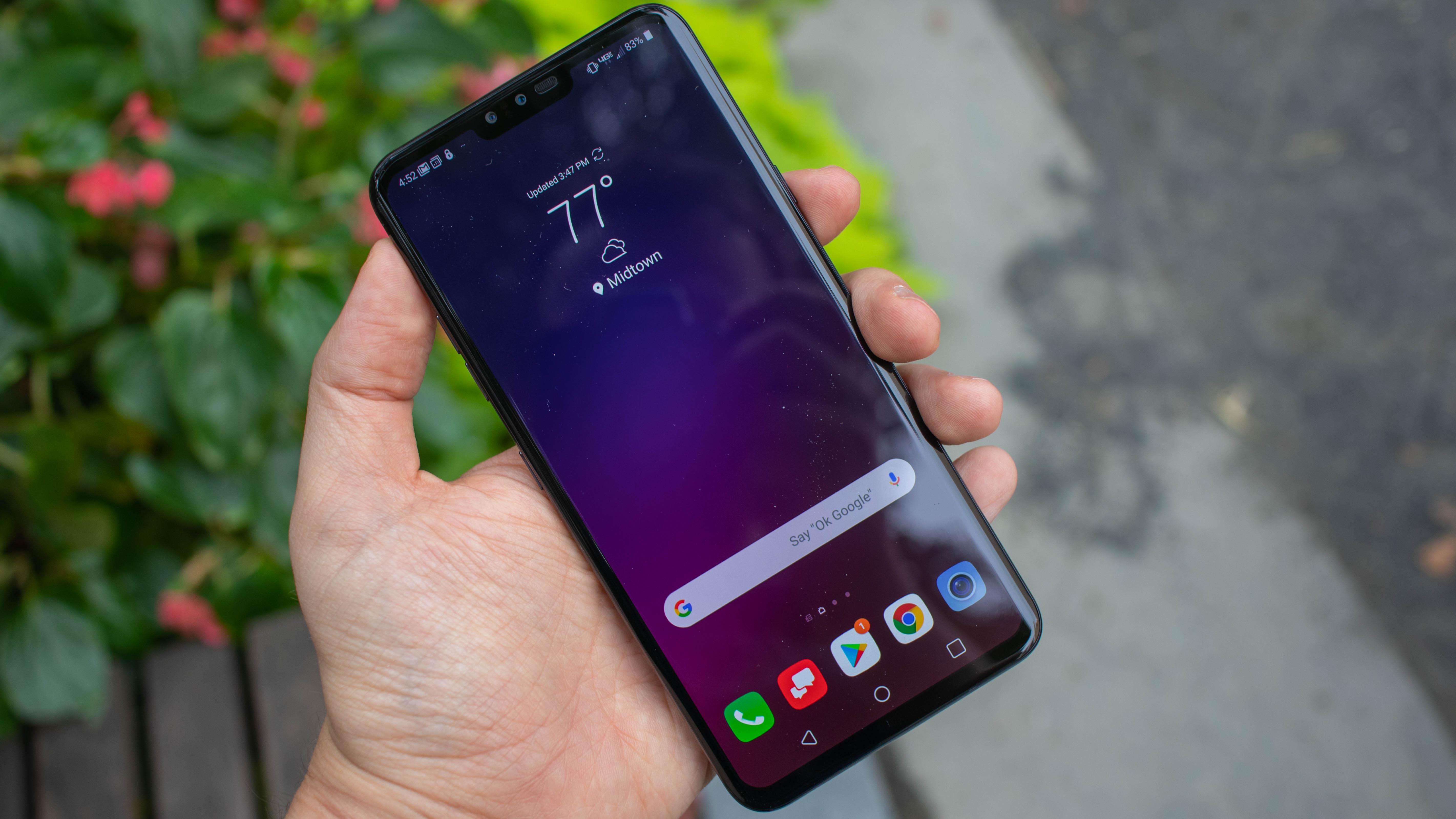 lg собирается презентовать новый смартфон v50 thinq