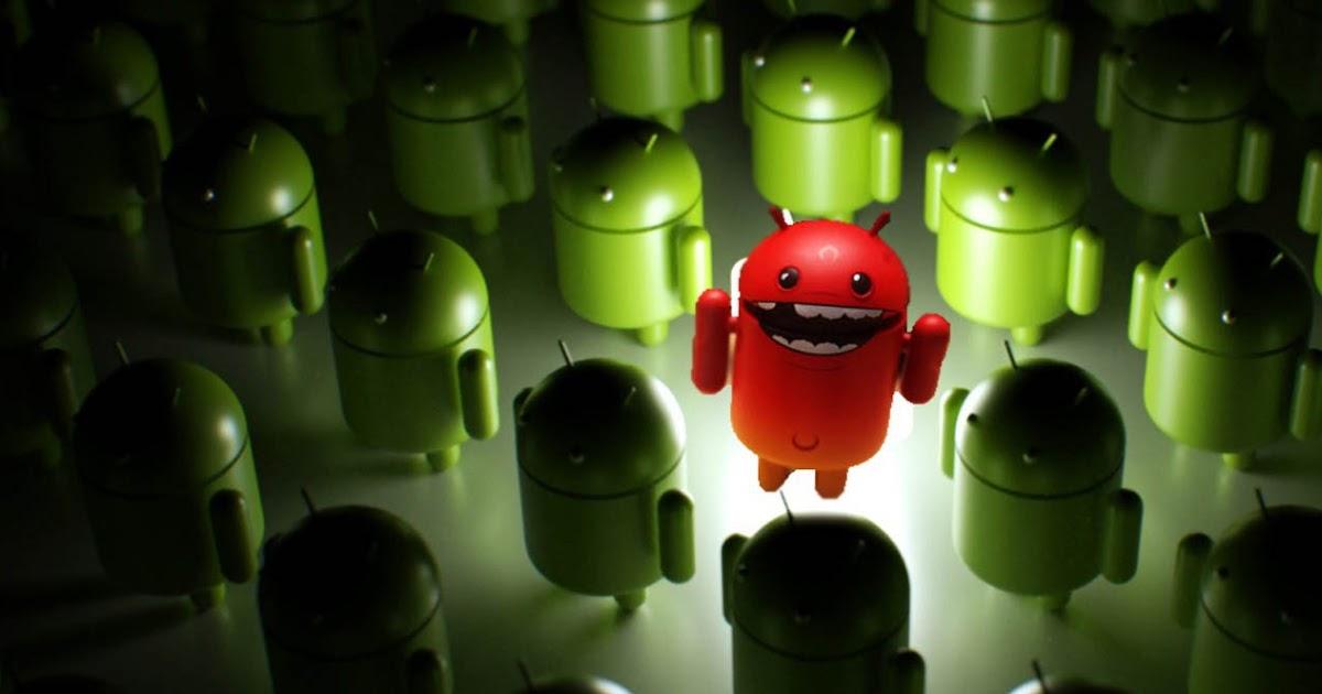 вирусы на андроид