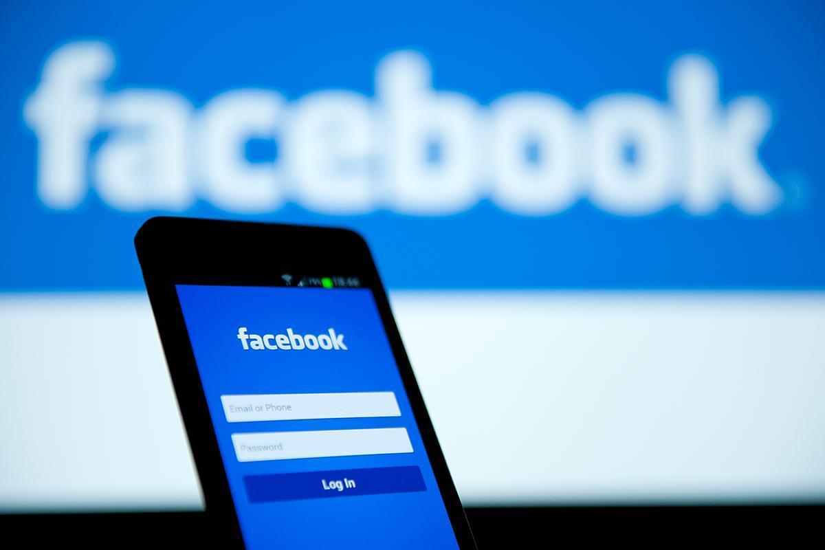 Иконка Facebook добавила темную тему в свой мессенджер