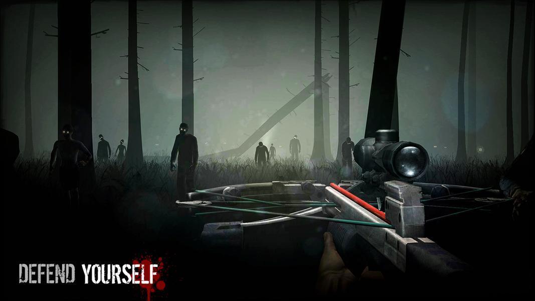 Иллюстрация на тему Скачать Into the Dead бесплатно на смартфон Android