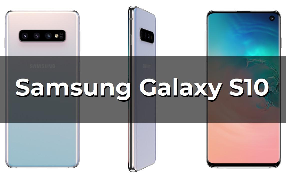 samsung galaxu s10