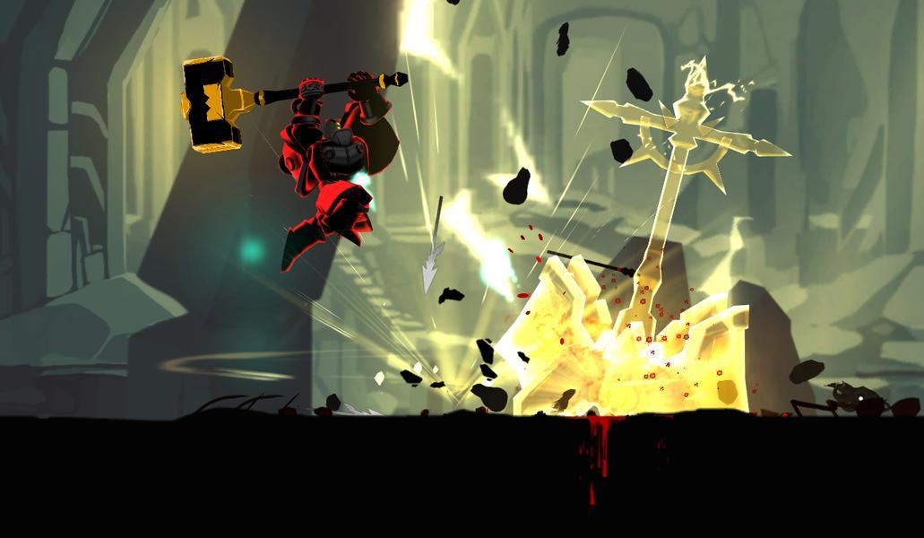 Иллюстрация на тему Скачать игру Shadow of Death: Dark Knight Stickman Fighting