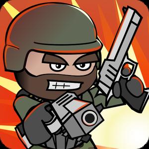 Иконка Скачать Doodle Army 2: Mini Militia