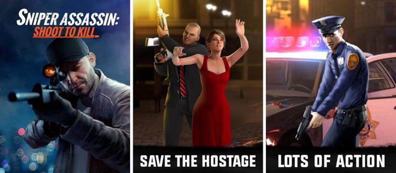 Иллюстрация на тему Sniper 3D Assassin: скачать игру Free to Play на Андроид