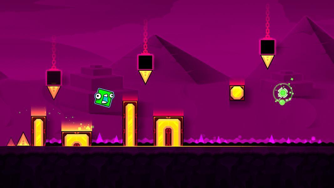 Иллюстрация на тему Geometry Dash SubZero: скачать полную версию игры на Андроид