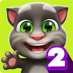 Иконка Скачать игру Мой Говорящий Том 2 на Андроид
