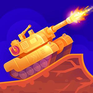 Иконка Скачать игру Tank Stars на Андроид