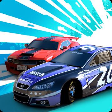 Иконка Скачать Smash Bandits Racing на Андроид