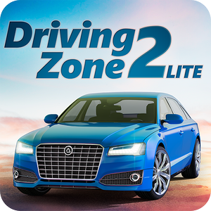 Иконка Скачать Driving Zone 2 Lite