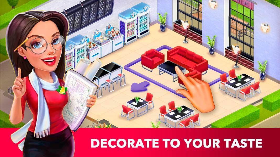 Иллюстрация на тему Моя Кофейня: рецепты и истории - скачать игру на Андроид