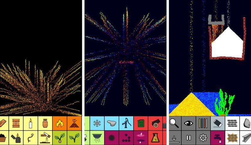 Иллюстрация на тему Песочница - успокаиваем нервы: скачать полную версию игры на Андроид