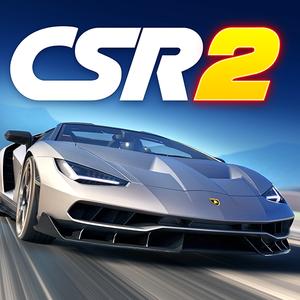 Иконка Скачать игру CSR Racing 2 на Андроид
