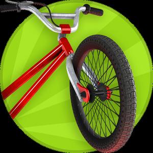 Иконка Скачать симулятор Touchgrind BMX на Андроид