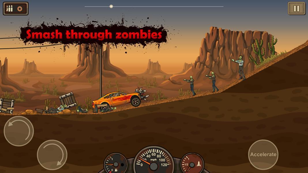 Иллюстрация на тему Скачать Earn to Die на Андроид: полная версия игры