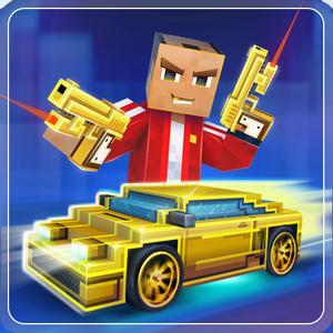 Иконка Скачать Block City Wars для Android