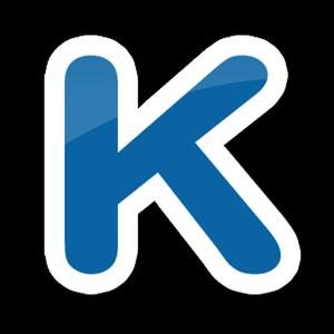 Иконка Скачать Кейт Мобайл на телефоны Андроид