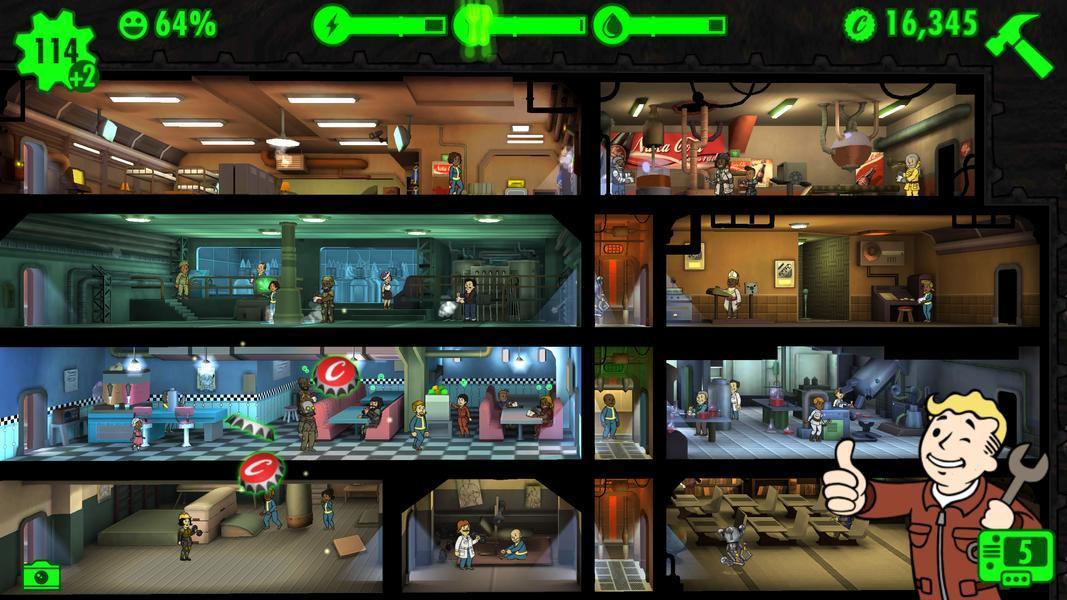 Иллюстрация на тему Fallout Shelter: скачать полную версию игры на Андроид