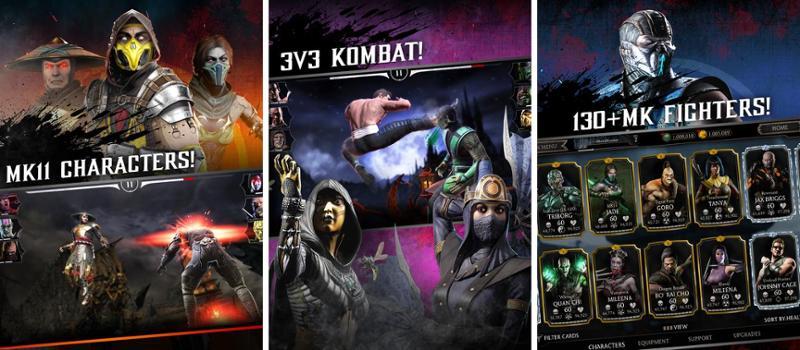 Иллюстрация на тему Mortal Kombat X Mobile: cкачать мобильную версию файтинга на Андроид