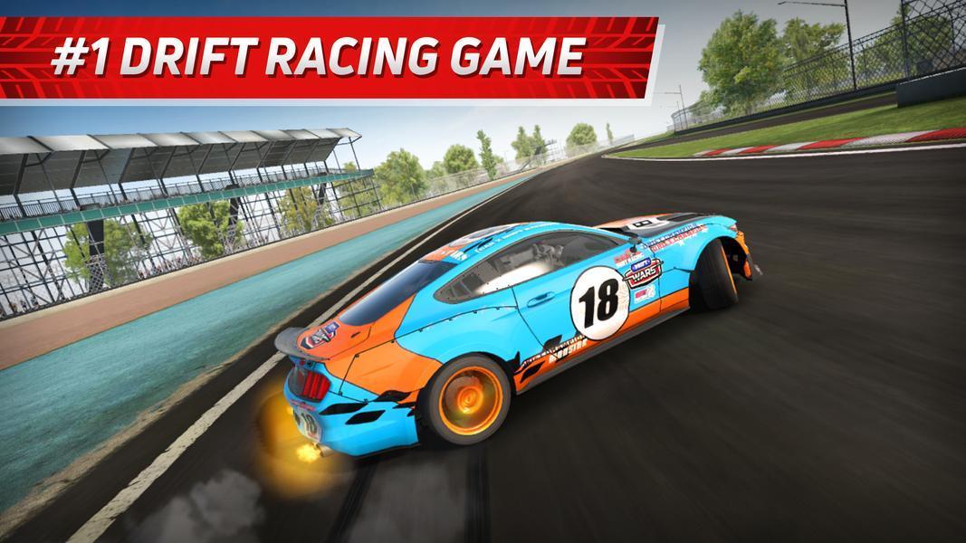 Иллюстрация на тему CarX Drift Racing: скачать игру на телефоны Андроид