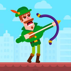Иконка Bowmaster: скачать веселую аркаду на смартфон