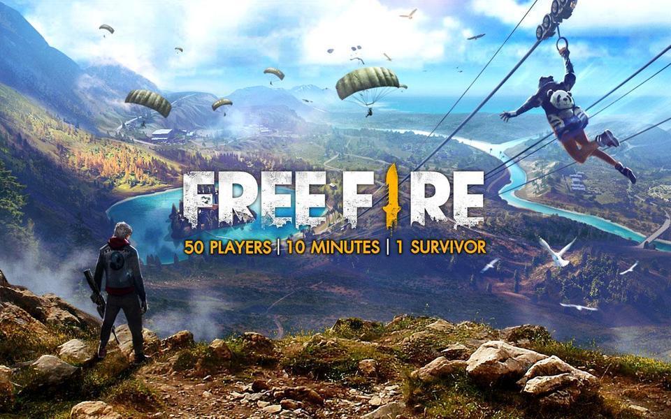 Иллюстрация на тему Скачать Garena Free Fire на Андроид-телефон последнюю версию игры