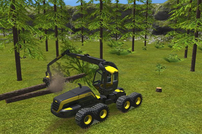Иллюстрация на тему Farming Simulator 16: скачать полную версию игры на Андроид