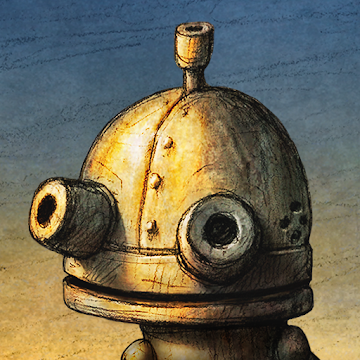 Иконка Скачать игру Machinarium на Android