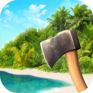 Иконка Скачать Ocean Is Home: Survival Island на Android