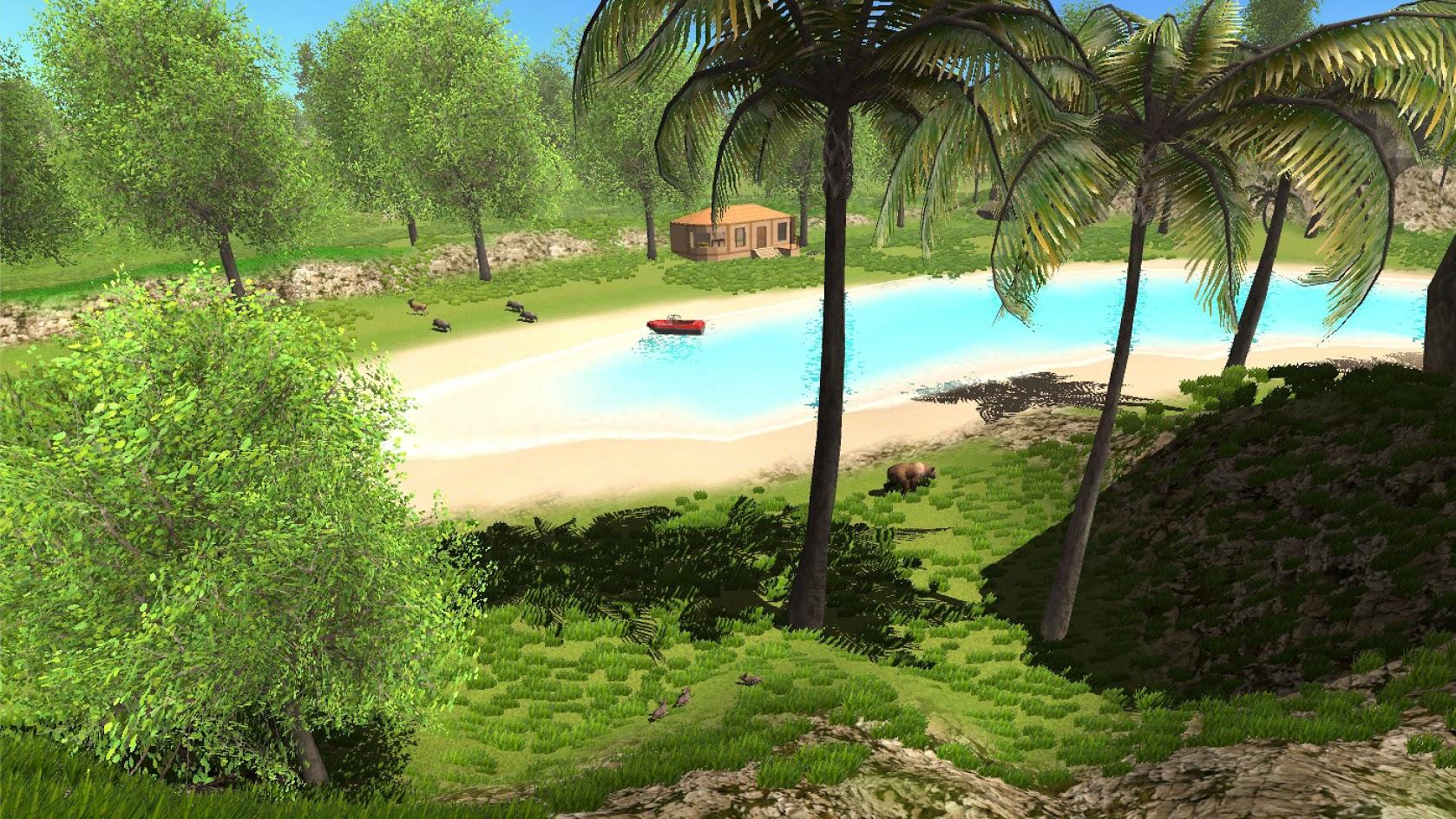 Иллюстрация на тему Ocean Is Home: Survival Island - скачать игру на Андроид