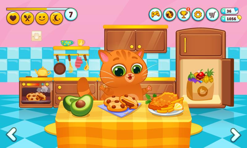 Иллюстрация на тему Bubbu - мой виртуальный питомец: скачать игру на Андроид