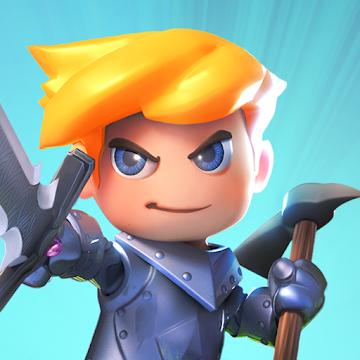 Иконка Скачать Portal Knights на Android