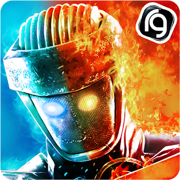 Иконка Скачать Real Steel Boxing Champions на Android