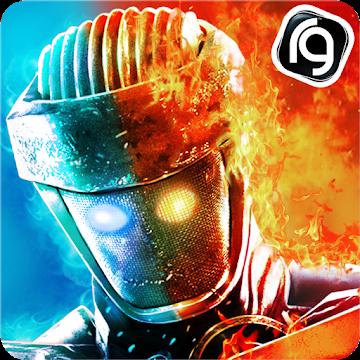 Иконка для Real Steel Boxing Champions: скачать игру на Андроид