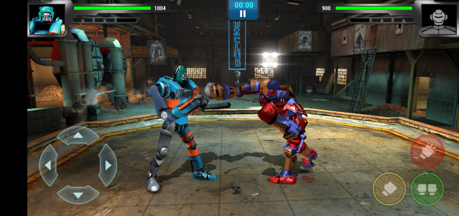 Иллюстрация на тему Real Steel Boxing Champions: скачать игру на Андроид