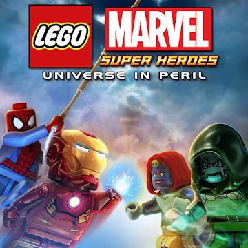 Иконка Скачать игру LEGO Marvel Super Heroes на Android