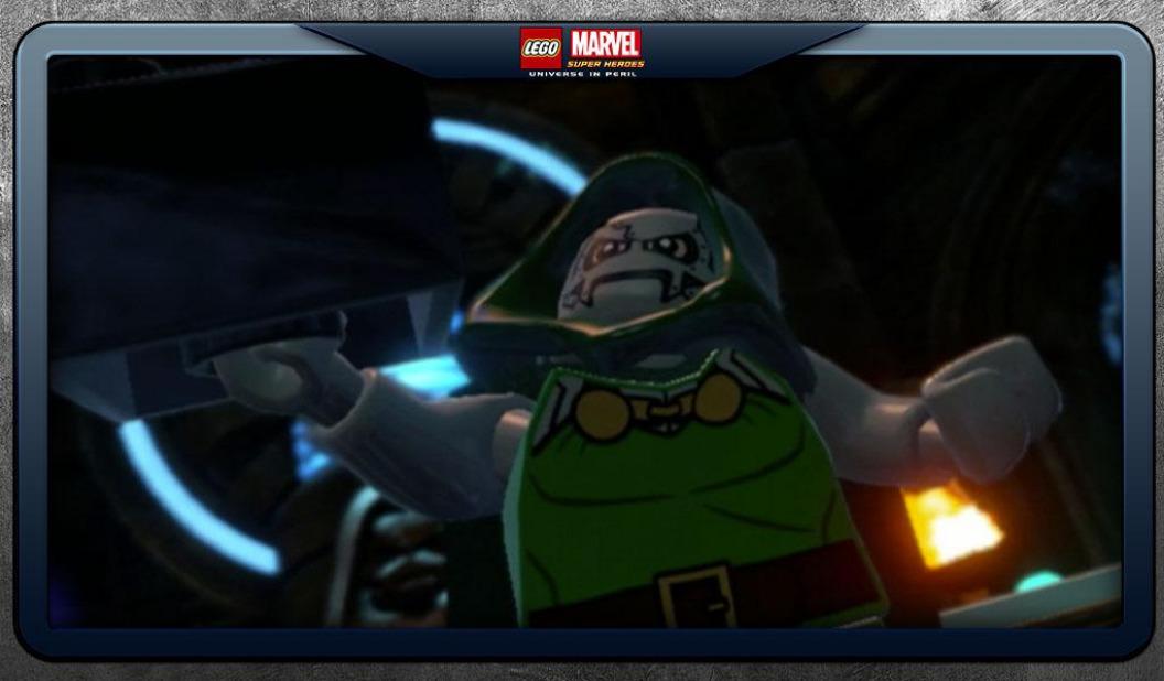 Иллюстрация на тему Скачать LEGO Marvel Super Heroes на Андроид-телефон