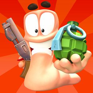 Иконка Скачать игру Worms 3 на Android