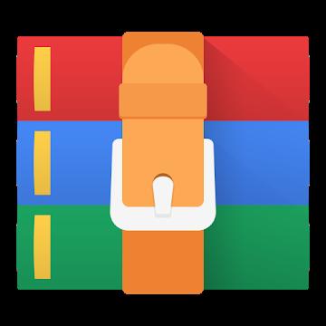 Иконка Скачать приложение RAR на Android