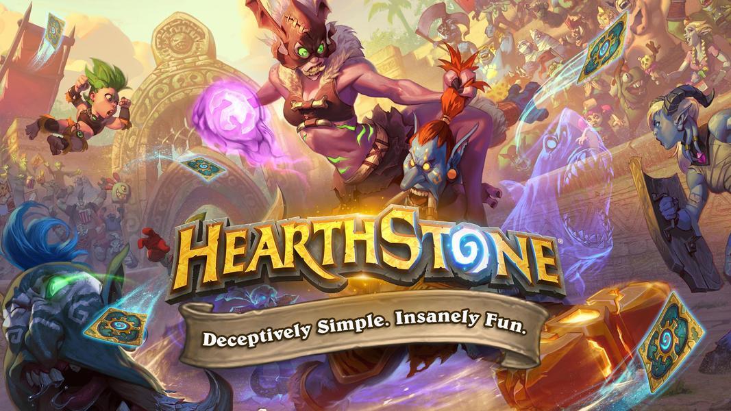 Иллюстрация на тему Hearthstone скачать на Андроид: описание, системные требования